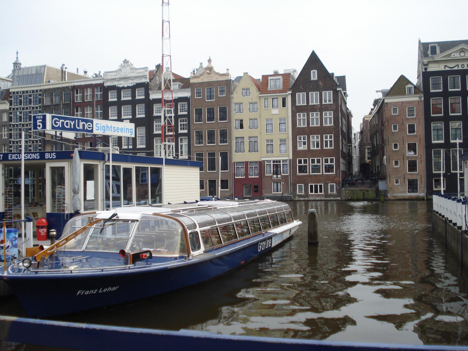 Амстердам тур экскурсия голландия