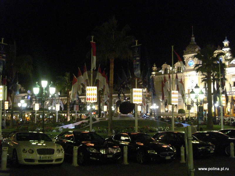 Evening Monaco, tour with Russian guide in Monaco, yachts for rent Monaco