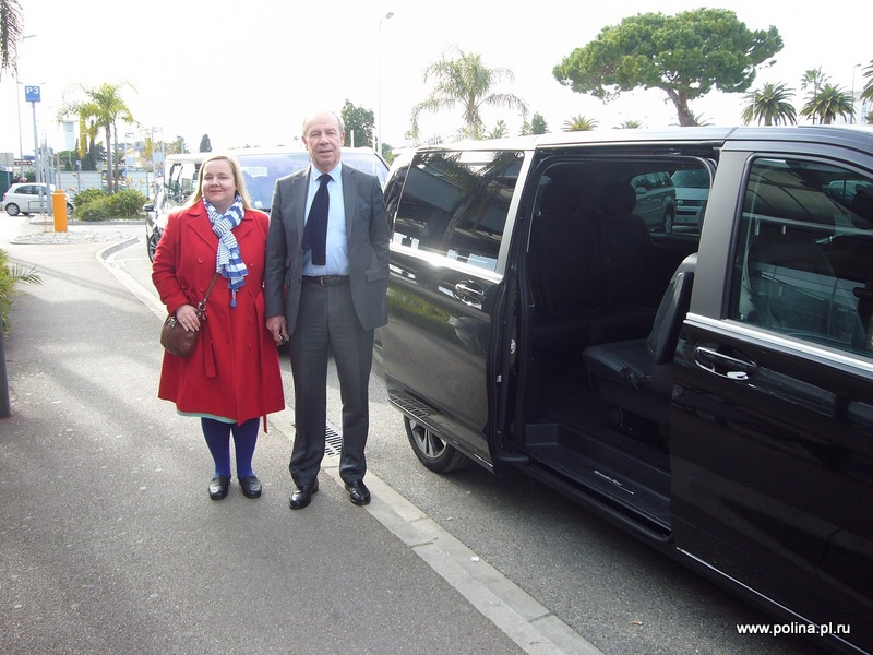 VIP transfer by Mercedes S class or by Mercedes Viano V class Nice-Monaco, Nice-Cannes, Nice-Milan